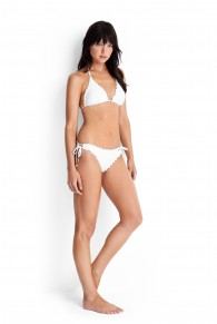 Seafolly Shimmer Tie Side Hipster Bikini Briefs