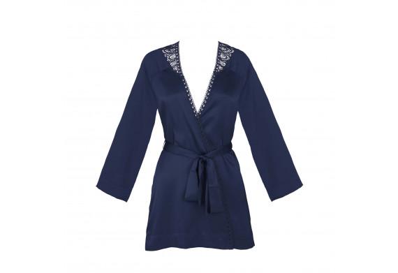 Simone Pérèle Pensée Silk Kimono