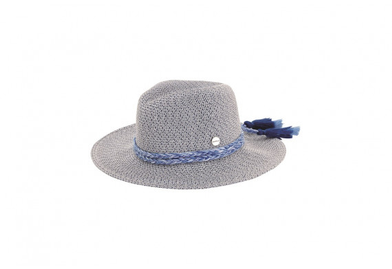 Seafolly Shady Lady Collapsible Fedora