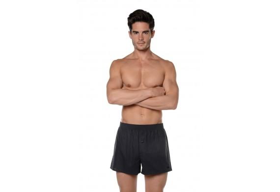 Hom Business New York Woven Striped Men's Boxer Shorts