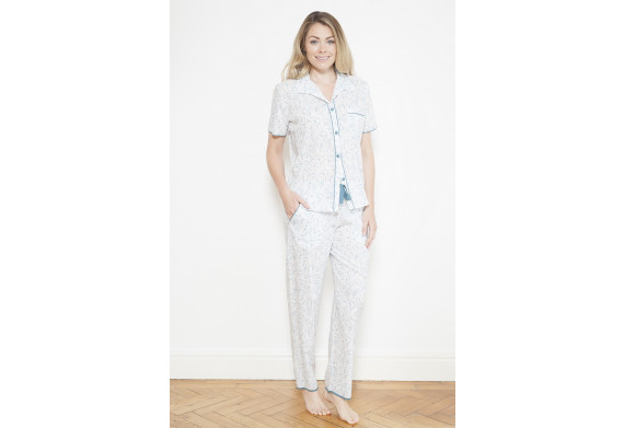 Cyberjammies Grace Printed Pyjama Set