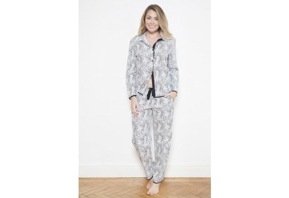Cyberjammies Luna Animal Print Pyjama Set