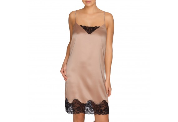 Prima Donna By Night Silk Night Dress Without Cups
