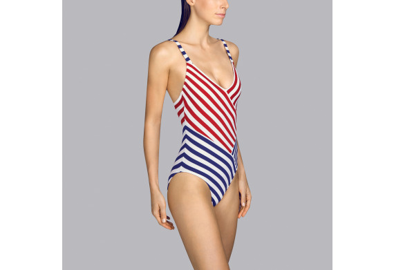 Andres Sarda NAIF Padded Swimsuit