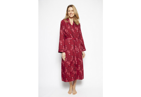 Cyberjammies Nora Rose Violet Robe