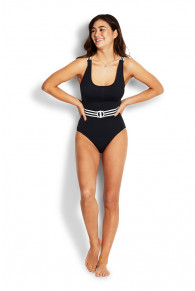 Seafolly DD Tank Maillot Swimsuit