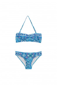 Seafolly Gypsy Dream Mini Tube Bikini Set