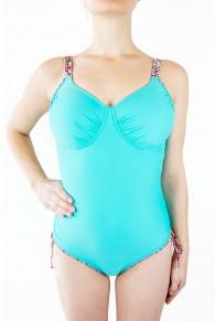 Amoena Fiji Soft Cup Mastectomy Swimsuit
