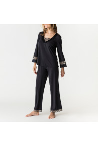 Prima Donna Soie Belle Long Sleeved PJ Set