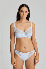Prima Donna Deauville Wired Full Cup Bra Heather Blue