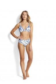 Seafolly Love Bird F Cup Halter Bikini Top