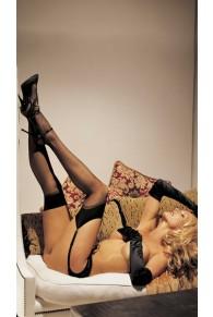 Sheer 100% Nylon Stockings