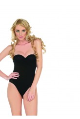 Power Curves Firm Control Convertible Strapless Bodysuit