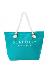 Seafolly Beach Basic Ship Sail Tote