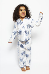 Cyberjammies Harper Mini PJ set For Little Girls