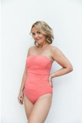 Melissa Odabash for Amoena Jacquie Ruched Swimsuit