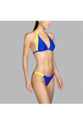 Andres Sarda MOD Padded Triangle Bikini Top