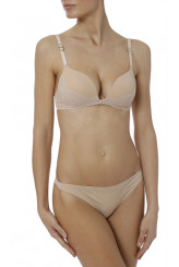 Stella McCartney Wireless Contour Plunge T-Shirt Bra