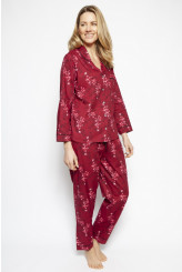 Cyberjammies Nora Rose Violet PJ Set